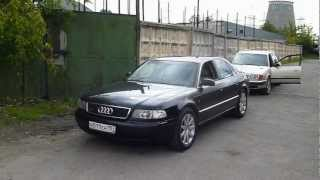 Audi A8 D2 and the Audi 100 C4 Avant Russia