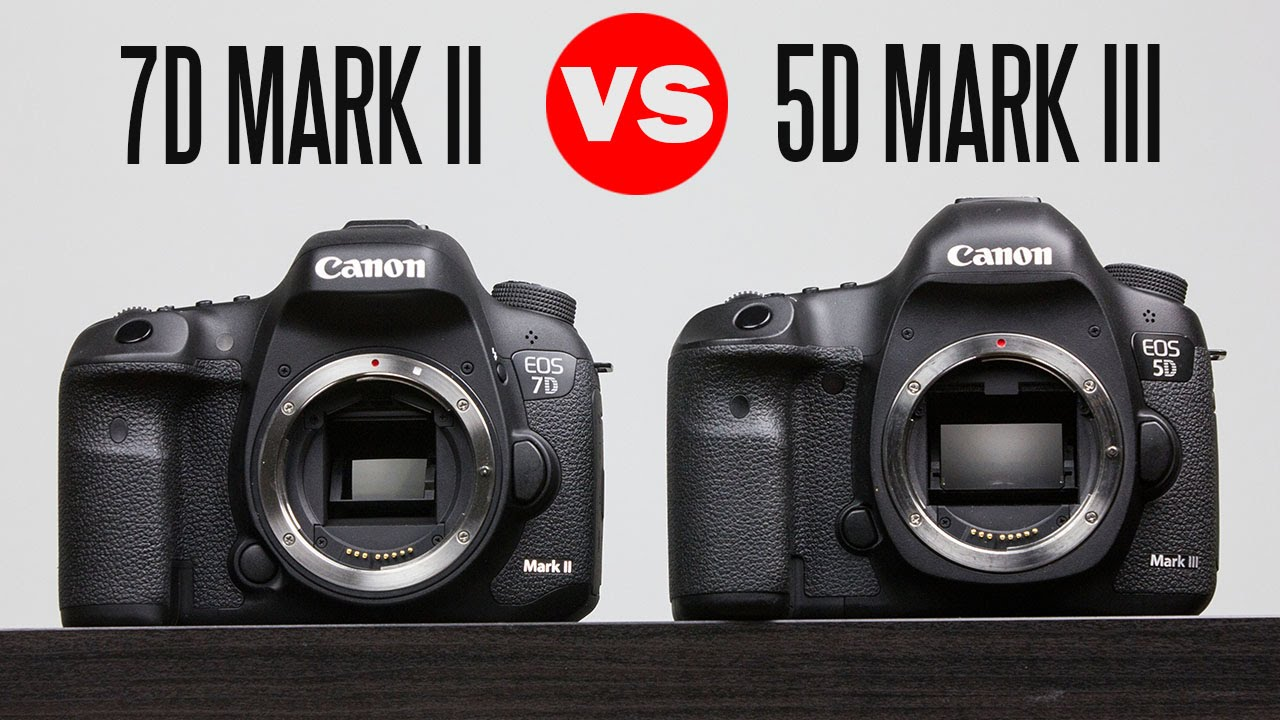 canon 7d mark ii vs canon 5d mark iii full in depth. Black Bedroom Furniture Sets. Home Design Ideas