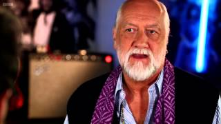 Mick Fleetwood on The One Show (28th Jan 2013)