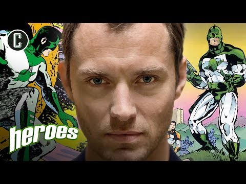 Jude Law Cast As Mar-Vell In Captain Marvel - Heroes