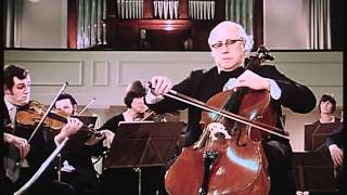 Rostropovich-Haydn-Cello Concerto No.1-part 3 of 3 (HD)