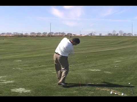Eduardo Herrera Professional Golf Swing