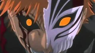 Here comes the King Ichigo vs The horse Hollow ichigo (HD)