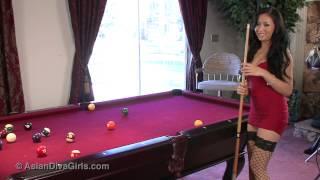 Tia Tanaka Billiards YT Promo