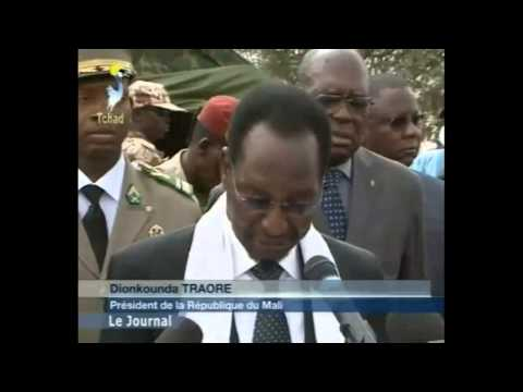 Tchad : Journal TV 12 mai 2013