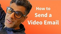 How to Send a Video Email