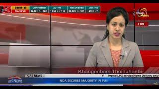 Impact News Manipuri Bulletin 03 MAY 2021