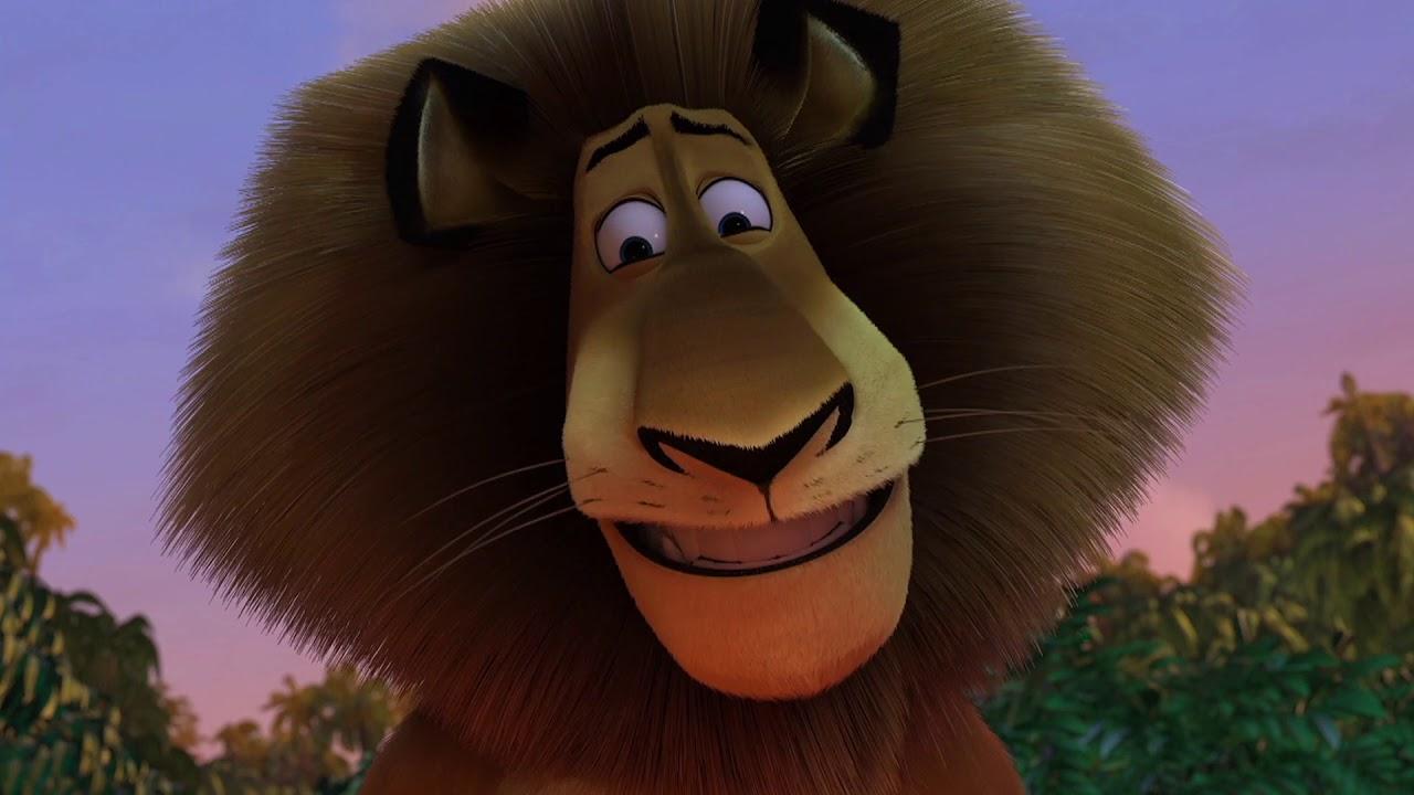 DreamWorks Madagascar em Português | Los momentos divertidos de Alex, parte 2