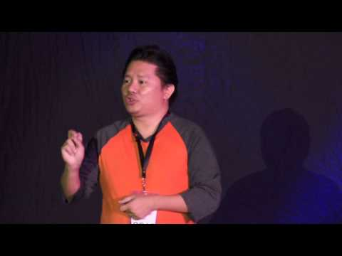 How being average can create creative breakthroughs: Gabe Mercado at TEDxManila