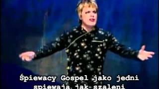 Eddie Izard - Religia w Anglii