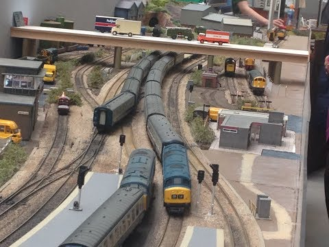 Nailsea and District Model Railway Exhibition 24/03/2018