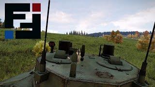 Arma 3 FT-2 Лучшая наземная техника Красной стороны