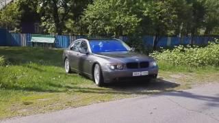 Bmw e65. БМВ