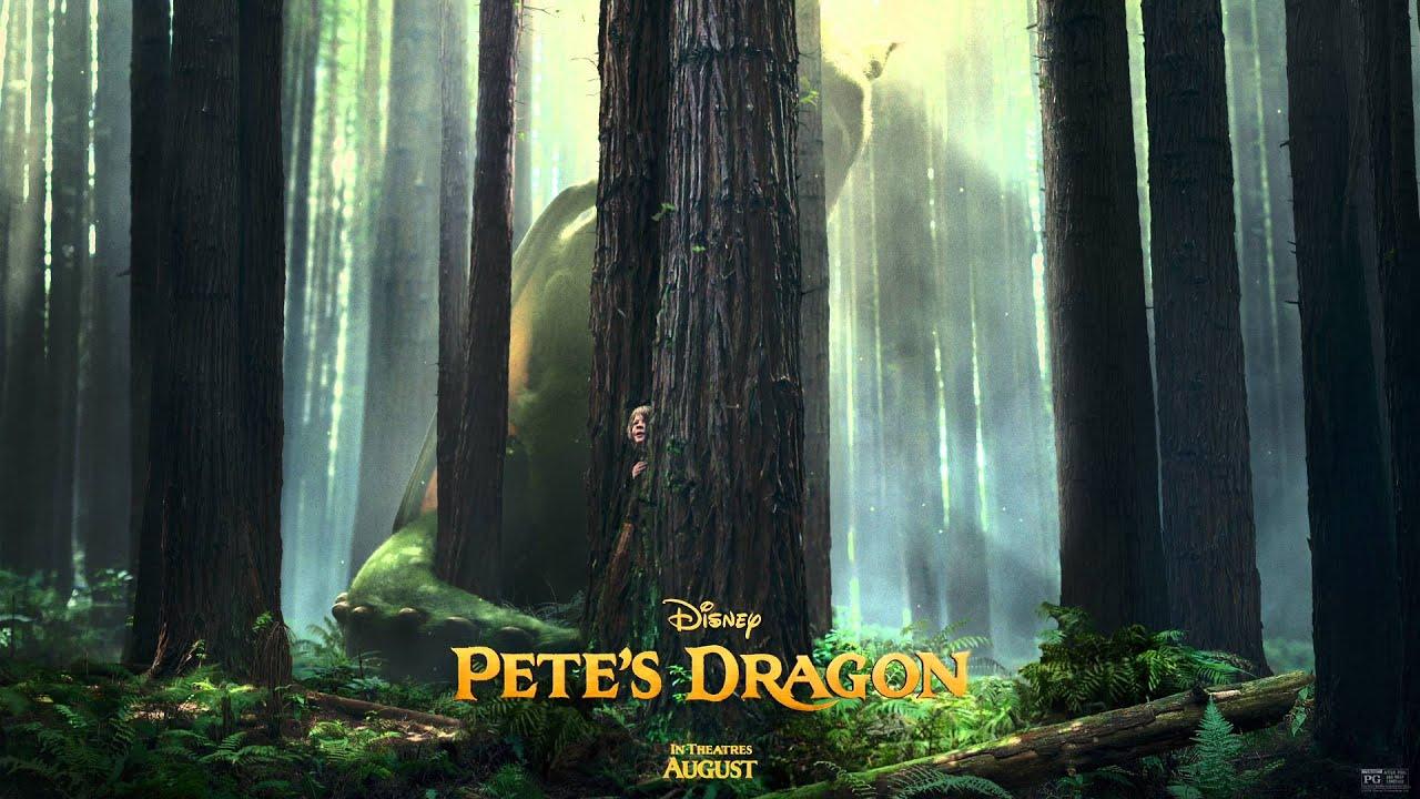 Kuvahaun tulos haulle pete's dragon poster