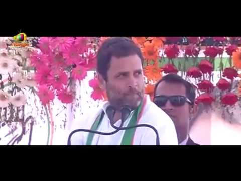 Rahul Gandhi Says PM Modi Promised Like DDLJ's Shah Rukh Khan, Turned Out Sholay's Gabbar