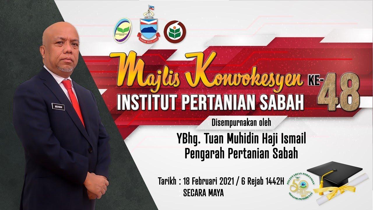 Majlis Konvokesyen Ke-48 Institut Pertanian Sabah Timbang Menggaris Kota Belud