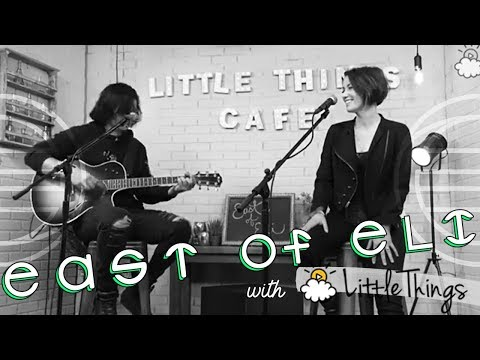 East of Eli Interview - LittleThings / Nowhere ft. Chyler Leigh - 23/10/17
