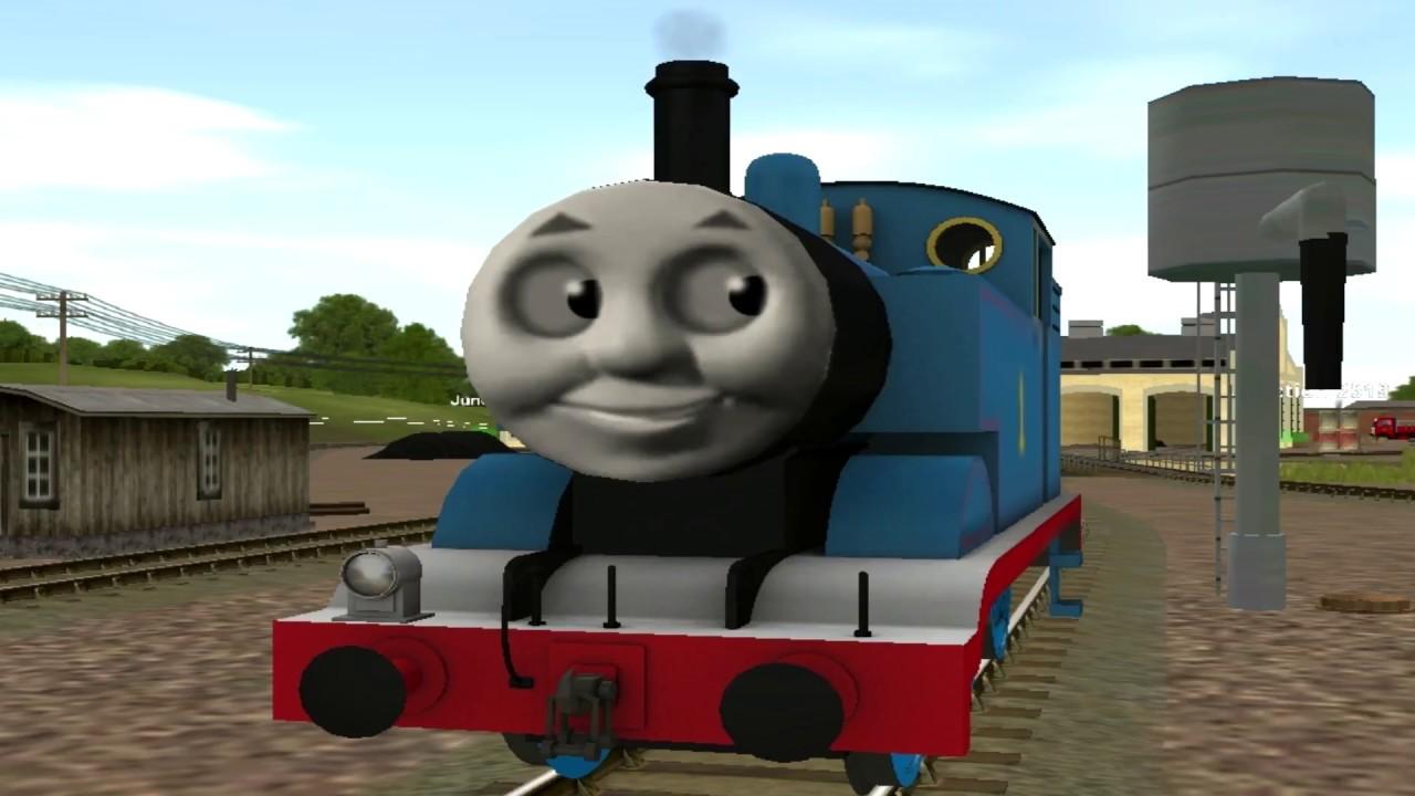 Trainz Thomas Remake - Thomas and the Breakdown Train