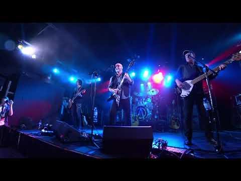 Wishbone Ash Live in Proxima Club   Warsaw Poland 13-03-2018