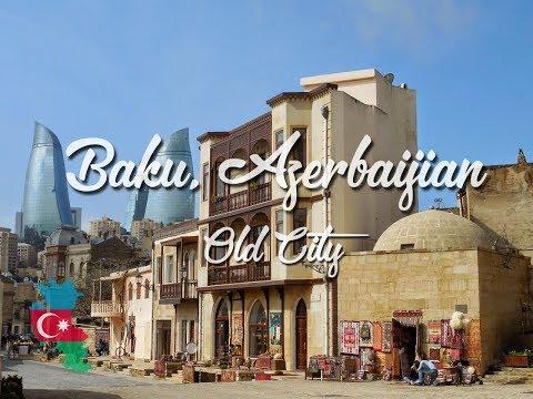 Baku, Azerbaijian | Shirvanshah's Palace & Maiden Tower | İçərişəhər | Travel Vlog #4