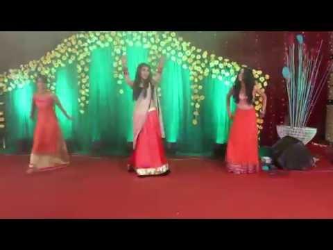 Holud dance Dhaka