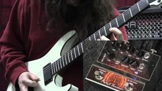 Rivera Metal Shaman & Double Shaman LA channel played by Jon Donais - Shadows Fall