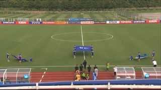 Match #10 - AFC U-19 Women's Championship China 2015 - Australia vs Uzbekistan