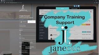 Janeous Client Support Walkthrough