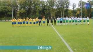 Résumé Montargis - Amilly : Le derby du Gatinais - Oloing.fr