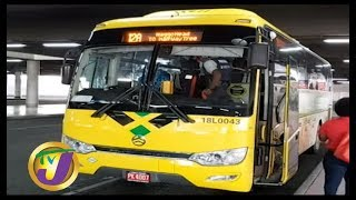 TVJ Midday News: JUTC Bus Drivers Still in Fear  - September 25 2019