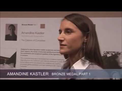 RIBA President's Medals 2007 - Interview with Bronze Medal winner Amandine Kastler