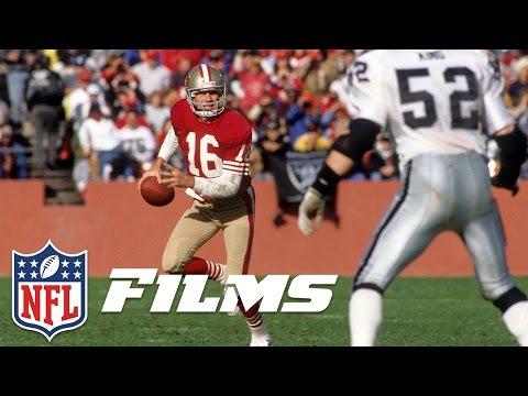 #1 Joe Montana | NFL Films | Top 10 Clutch Quarterbacks of All Time