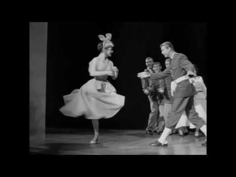 Tap Dance  1951   Gene Nelson & Janice Rule