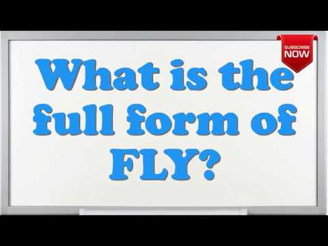 What is the full form of FLY?