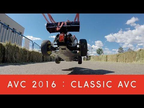 AVC 2016: Classic Autonomous Vehicle Competition