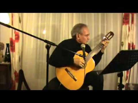 Đường Xưa Lối Cũ - Tiếng hát và tiếng đàn guitar Phạm Ngọc Lân