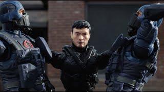 Snake Eyes Has Something to Say… G.I. Joe Origins