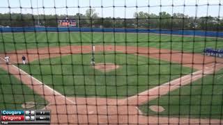 Blue Dragon Baseball vs. Barton