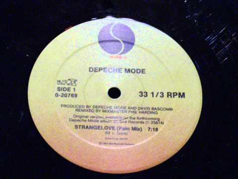 StrangeLove (pain mix) - Depeche Mode