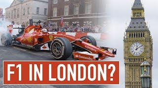 Could London Host The F1 British Grand Prix?