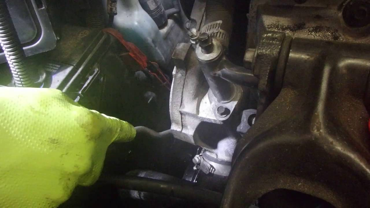 hight resolution of 2003 chevy venture water pump replacement hi speed fan wire repair fusebox