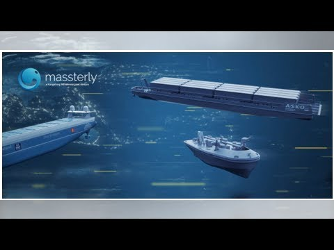 Massterly aims to be the first full-service autonomous marine shipping company