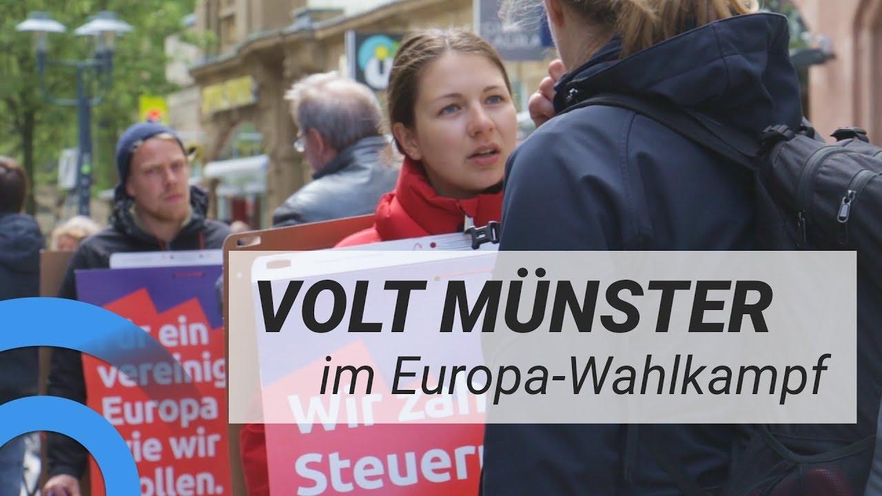 YouTube: Neue pro-europäische Partei Volt | Ostviertel