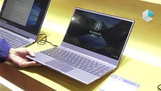 Weibu laptops with border-less keyboard and Intel Core Whiskey Lake. Upcoming Intel Tiger Lake