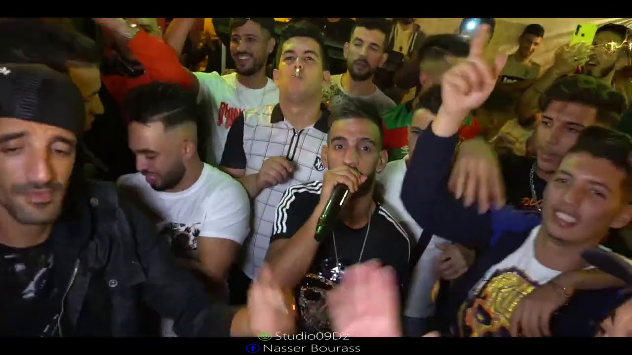 Download CHEB ADOULA 2021 - Bye Bye El Houma © -  (CLIP LIVE) مزور العالمية ربق ربق ميوزيك  mazwar