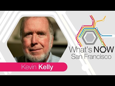 The Inevitable: The Next 30 Years in Tech with Kevin Kelly
