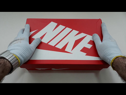 asmr-show:-nike-roshe-hyperfuse-triple-black-💓-asmr-shoe-unboxing-video