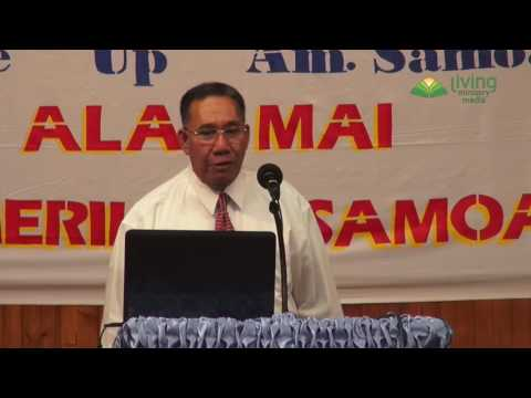 Wake Up American Samoa | Pr Pau Tuavela | Program #3