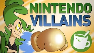 Nintendo Villain Drawing Challenge