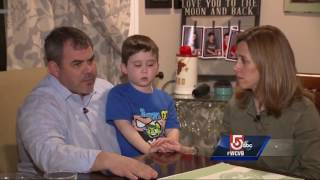 #WhyNotDevin: Mass. boy fighting rare pediatric cancer gets national attention